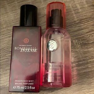 Victoria's Secret Body Mists -Bombshell Collection